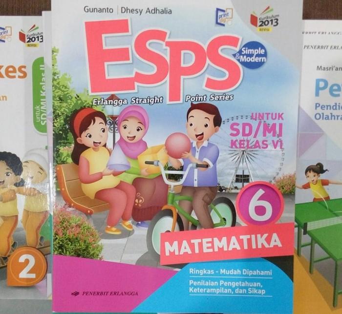 Kunci Jawaban Buku Esps Matematika Kelas 5 Kurikulum 2013 Guru Galeri