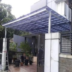 Model Kanopi Atap Baja Ringan Jual Alderon Kab Bogor