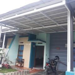 Baja Ringan Rangka Gording Reng Genteng Metal Bandung Jawa Barat Jual Canopy Atap Pasir Kab