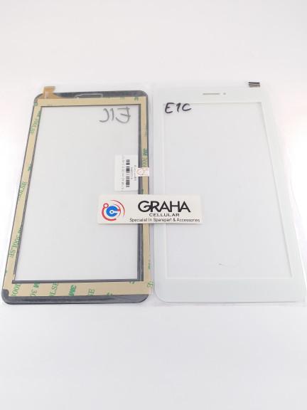 Jual touchscreen advan e1c / x7 / t1q original - Putih - Kota Jambi - graha sparepart | Tokopedia