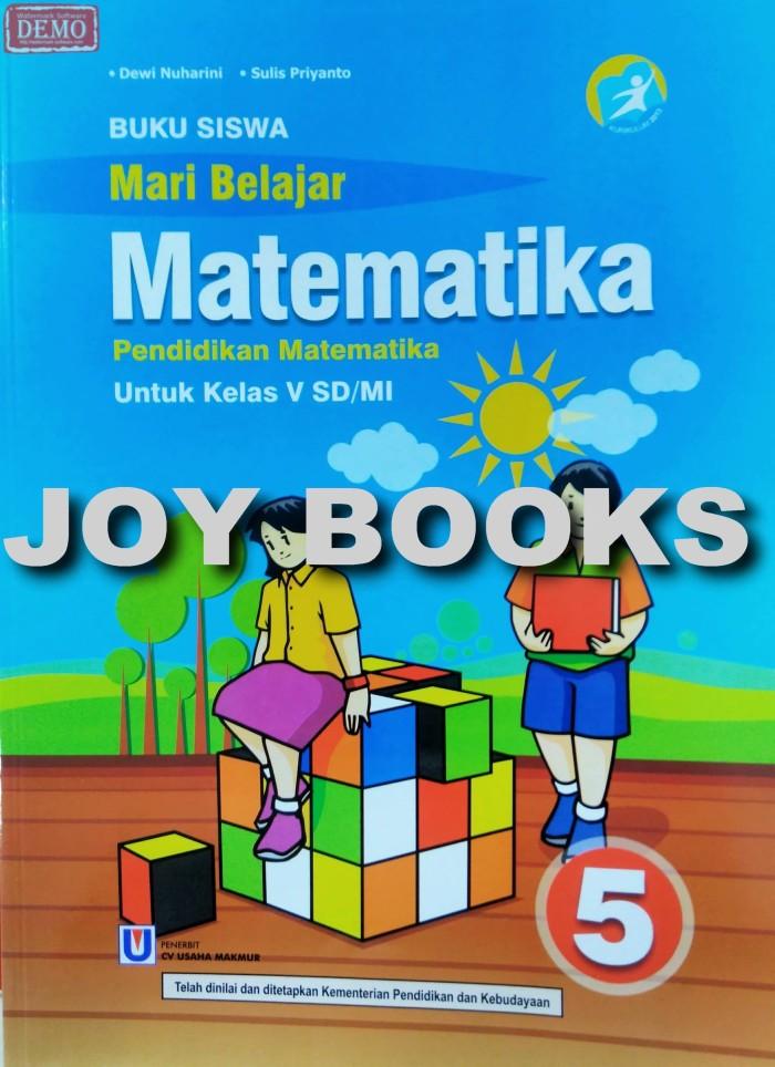 Buku matematika kelas 4 kurikulum 2013 lima klik www.limaklik.com. Download Buku Matematika Kelas 5 Penerbit Cv Usaha Makmur