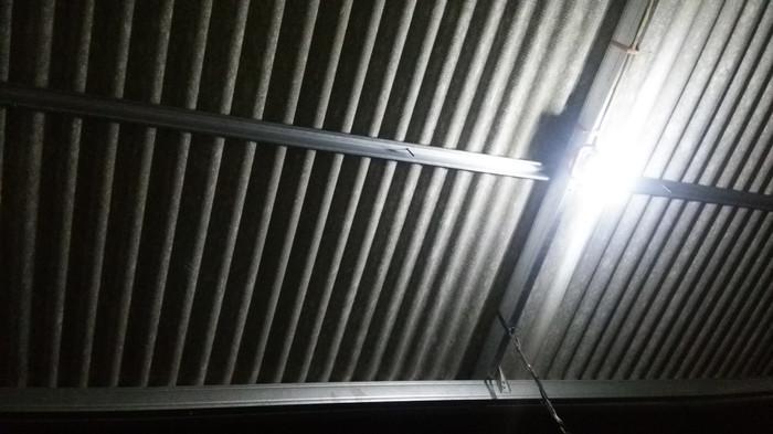 rangka baja ringan untuk atap asbes jual kanopy kota depok