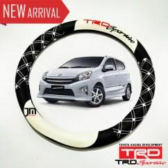 New Agya Trd Sportivo Pilih Grand Avanza Atau Great Xenia Jual Cover Stir Sarung Toyota All Auto