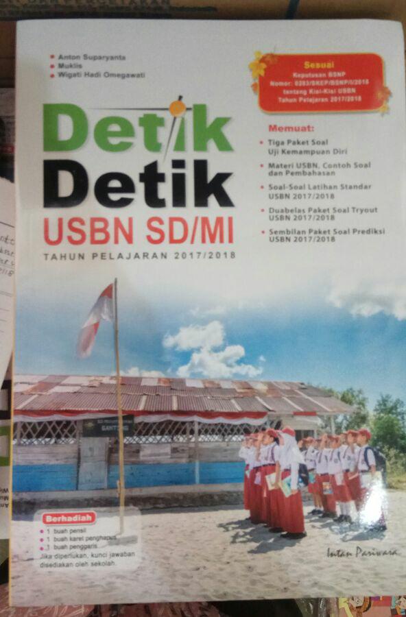 Buku Detik Detik Kelas 6 : detik, kelas, KELAS, Detik, Tahun, Jakarta, Barat, RAHAMA, Tokopedia