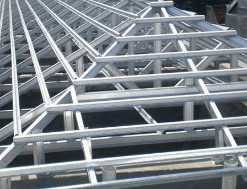 jasa pemasangan baja ringan di depok jual rangka atap kota