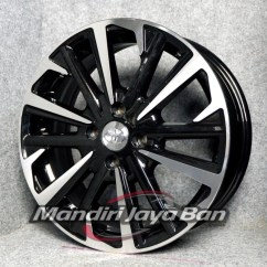 Velg New Yaris Trd Jual Mobil Oem Sportivo Toyota Ring 16x6 Pcd 4x100 Pelek R16