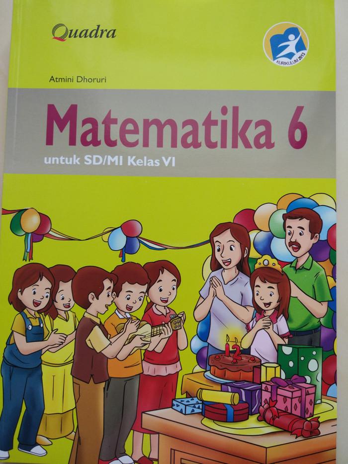 Buku bahasa sunda kelas 5 warangka basa sunda sd shopee indonesia from shopee.co.id. Buku Esps Matematika Kelas 6 Kurikulum 2013 - Guru Paud