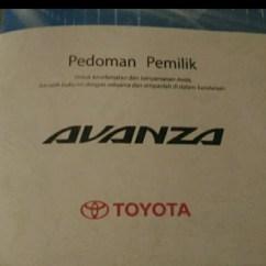 Buku Manual Grand New Veloz Diecast Avanza Jual Pedoman Toyota 2016 Daihatsu Xenia Dual Vvti