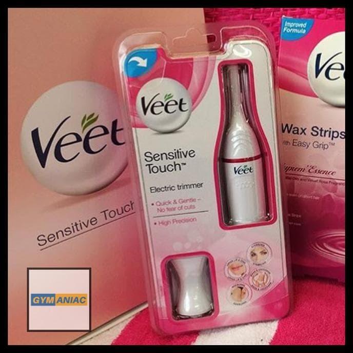 Veet Sensitive Touch Hair Trimmer Alat Pencabut Bulu Ketiak Perontok