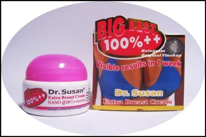 Cream Pembesar Payudara Permanen Obat Dr Susan Asli Peng Berkualitas