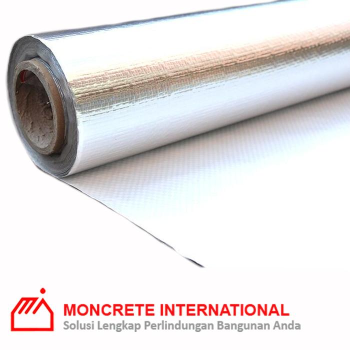 aluminium foil pada baja ringan jual pemantul panas peredam suara untuk rangka