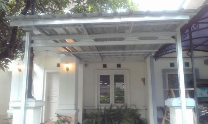 jual baja ringan di ciledug kanopi rangka atap spandek zincalum jakarta