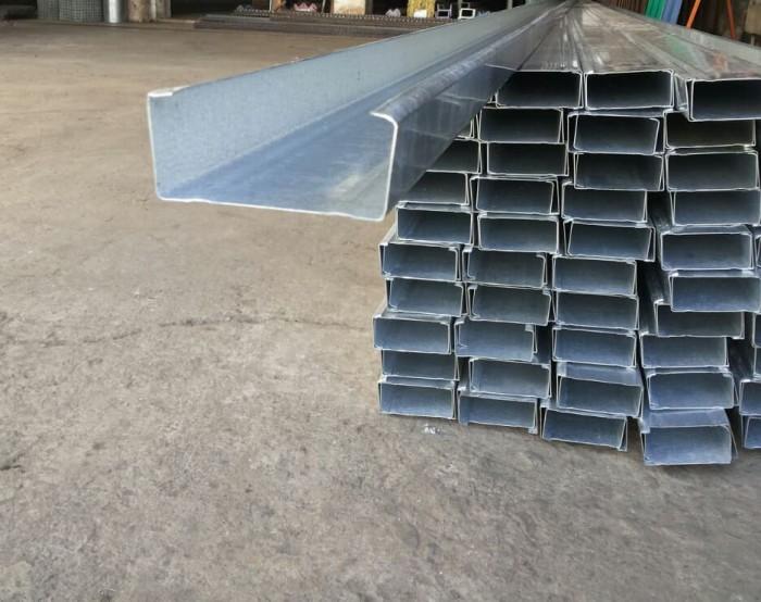 baja ringan cnp jual 75 x 0 6 mtr karya logam jakarta timur