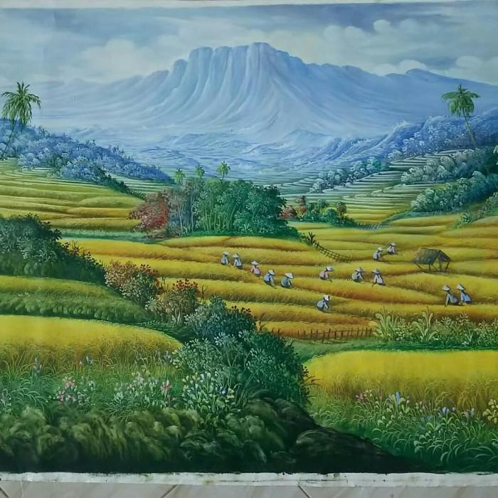 Lukisan Pemandangan Alam  Video Bokep Ngentot