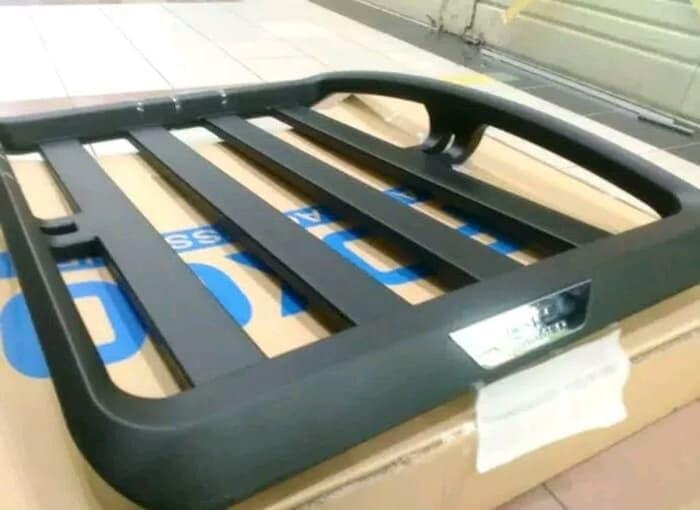 roof rack grand new avanza yaris trd sportivo cvt jual great xenia tipe hummer hans