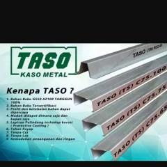 Harga Baja Ringan Merk Jual Terpasang Taso C 0 75mm Wa