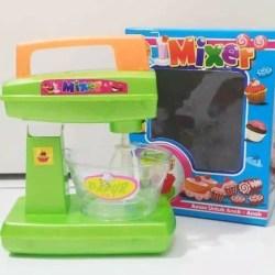 Jual Mainan Mixer Baterai Anak Masak Masakan Permainan