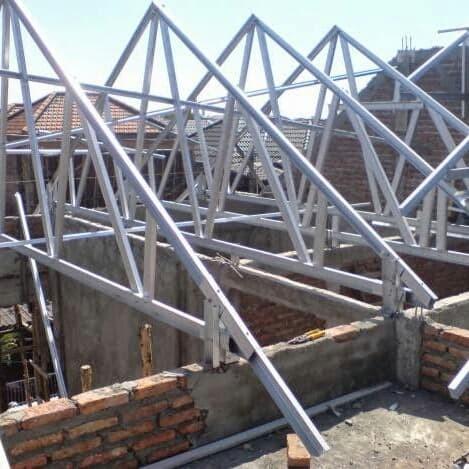 grosir baja ringan bandung jual pemasangan rangka atap kota bekasi toko besi