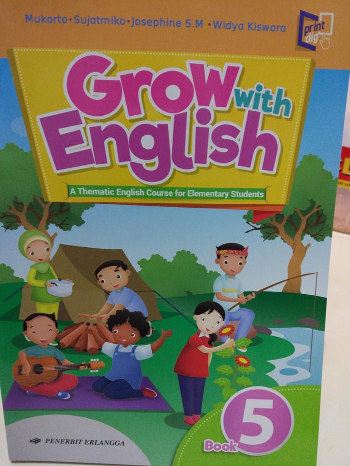 Buku Penjaskes Kelas 5 Penerbit Erlangga