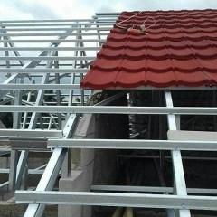 Harga Atap Baja Ringan Dan Genteng Beton Jual Rangka Metal Pasir Jakarta Timur