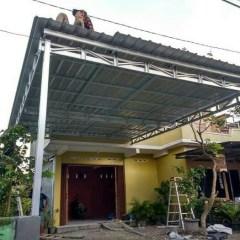 Rangka Kanopi Jendela Baja Ringan Jual Atap Dan Kota Bekasi