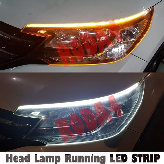 headlamp grand new avanza dimensi jual terbaru lampu runing turning led sein