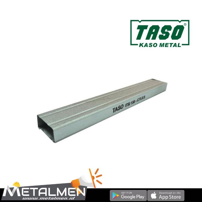 tempat jual baja ringan di pekanbaru taso c75 65 x 6000mm jakarta barat metalmen