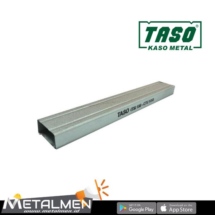 baja ringan truss c75 jual taso 100 x 6000mm jakarta barat metalmen