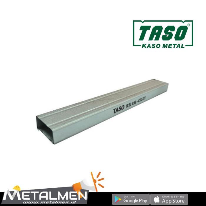 agen baja ringan taso di surabaya jual c75 75 x 6000mm jakarta barat metalmen