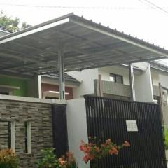 Baja Ringan Teras Rumah Jual Kanopi 0 75mm Kota Tangerang Selatan