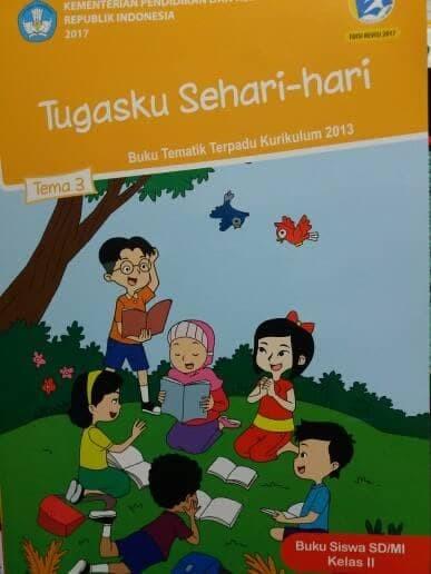 Tema 3 Kelas 2 : kelas, Tematik, Kelas.2, Tugasku, Sehari-hari, Jakarta, Barat, Gatra, Games, Tokopedia