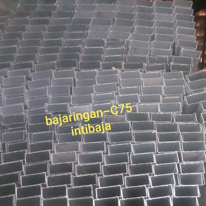 harga baja ringan c75 jual x 0 75mm 6m jakarta barat intibaja besi