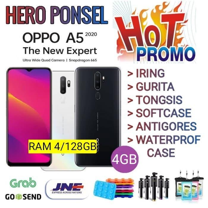 Oppo a5 (2020) android smartphone. Jual OPPO A5 2020 RAM 4/128 GB GARANSI RESMI OPPO INDONESIA - Putih No Bonus - Jakarta Barat ...