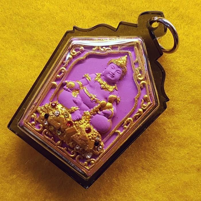 Jual Liontik Unik Deva Zambala Thailand Jakarta Utara Anjali Amulet Tokopedia