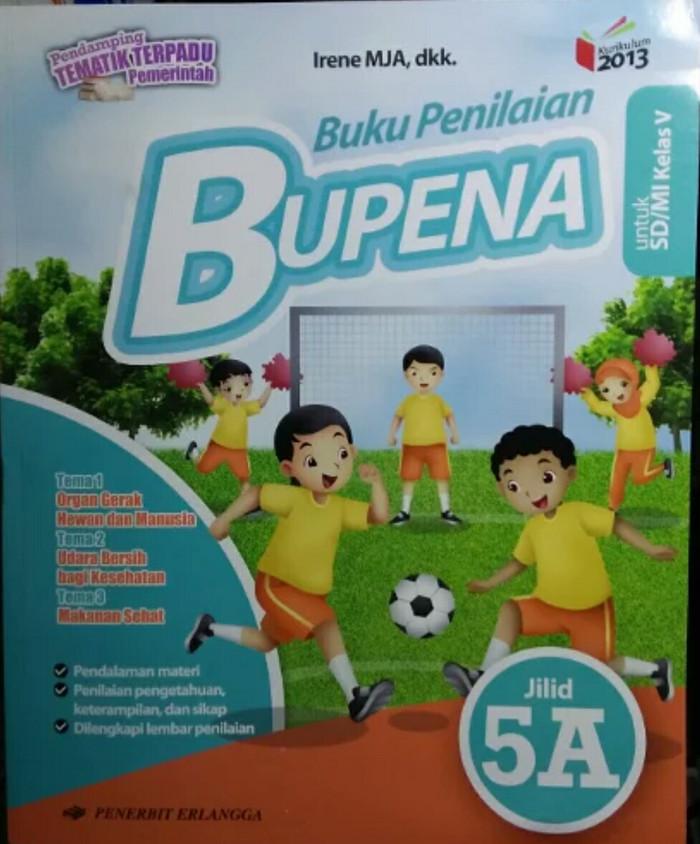 Kunci Jawaban Bupena Kelas 5 : kunci, jawaban, bupena, kelas, Bupena, 1,2&3, Jakarta, Pusat, Zahra, Napitupulu, Tokopedia