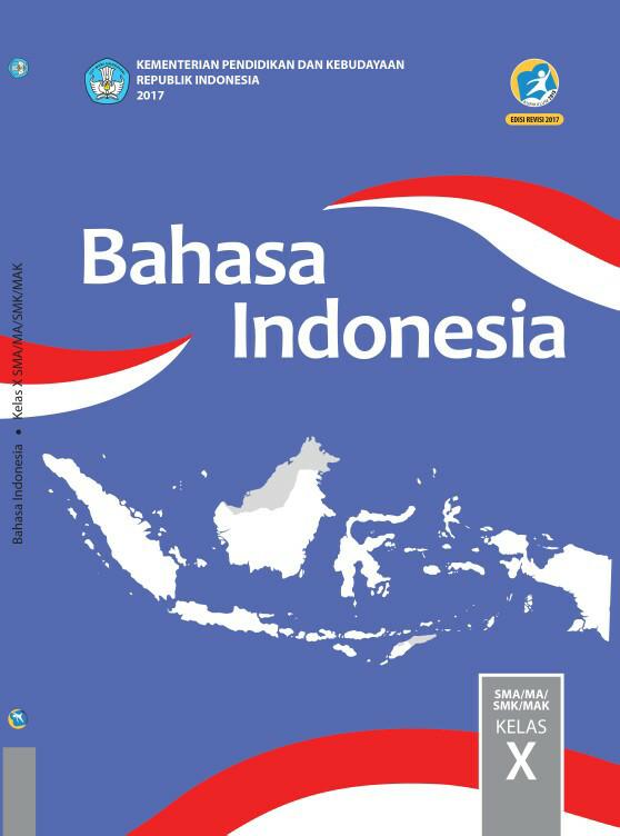 Bahasa Indonesia Kelas 10 : bahasa, indonesia, kelas, Terbaru, Bahasa, Indonesia, Kelas, Revisi, Jakarta, Barat, Pangestu, Tokopedia