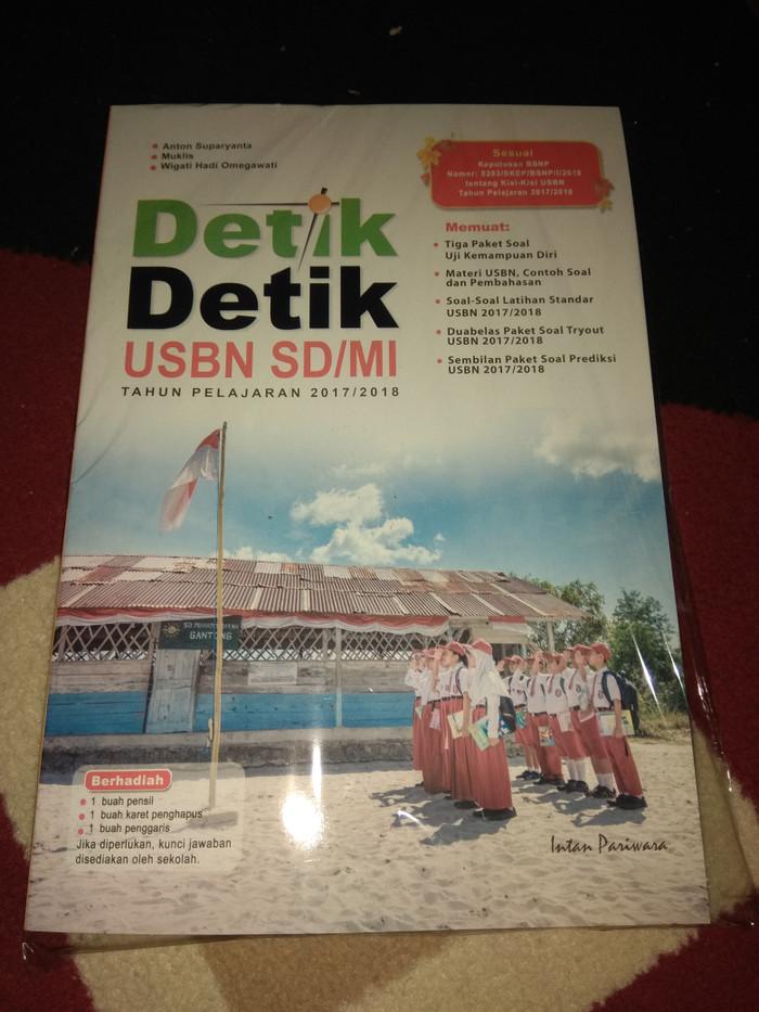 Buku Detik Detik Kelas 6 : detik, kelas, Promo, DETIK, UJIAN, SD/MI, INTAN, PARIWARA., TERBARU, Jakarta, Utara, Ismail, Iswahyudi, Tokopedia
