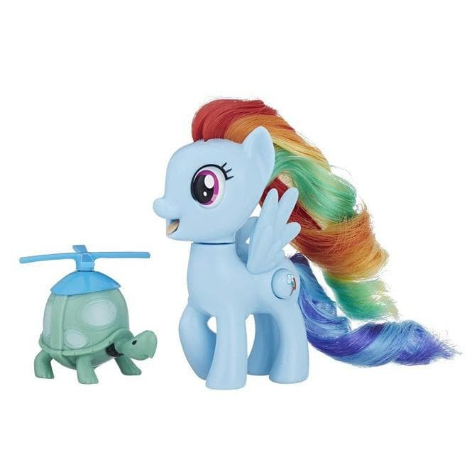 Jual After Salee My Little Pony The Movie Rainbow Dash Silly Looks Best Jakarta Timur Ade Angraini A Shop Tokopedia