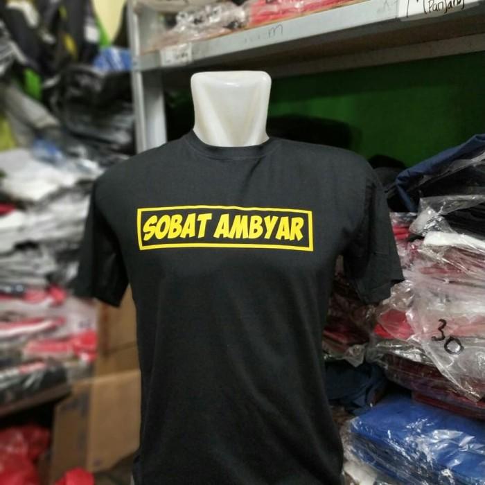 Jual Kaos Sobat Ambyar Kaos Costum Keren Kab Bogor