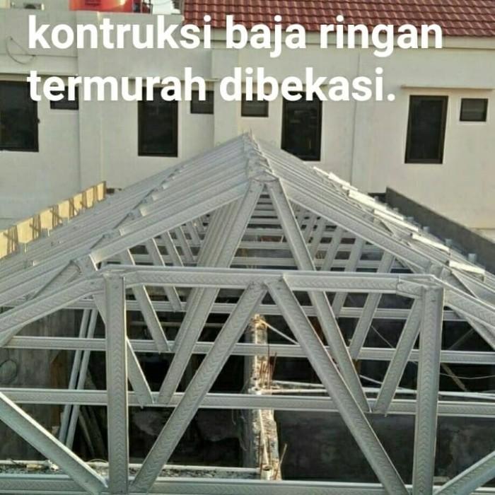 jual baja ringan bekasi rangka atap kota olshop
