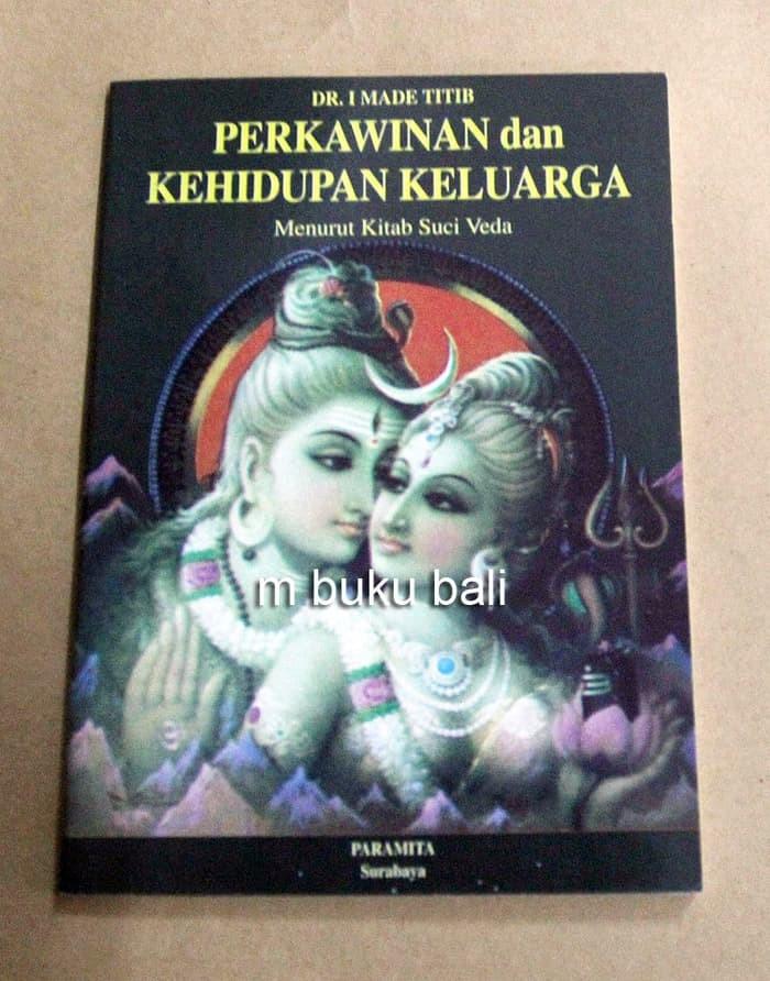 Kitab Suci Umat Hindu : kitab, hindu, Agama, Hindu, Perkawinan, Kehidupan, Keluarga, Menurut, Kitab, Jakarta, Utara, SilviaLailasari, Tokopedia