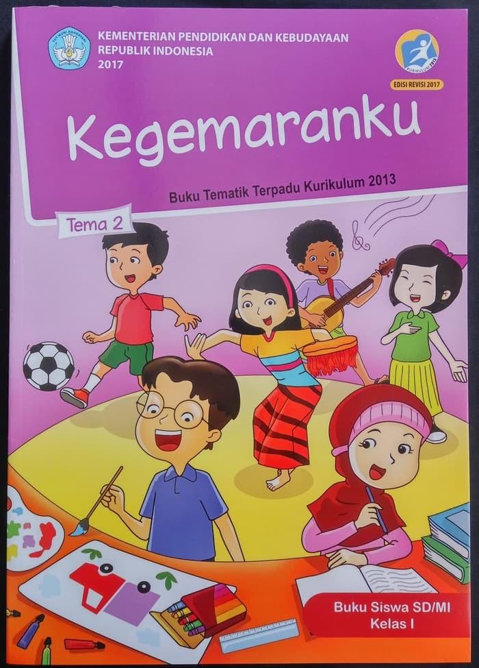 Download Buku Siswa Kelas 1 Tema 2 Kegemaranku : download, siswa, kelas, kegemaranku, Kelas, Kegemaranku, Revisi, Jakarta, Barat, AjengTamba, Tokopedia