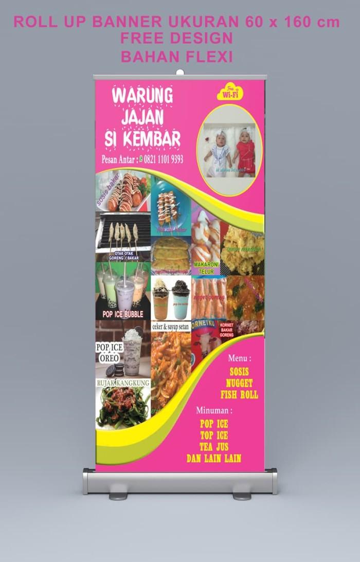 Contoh X Banner Minuman : contoh, banner, minuman, Contoh, Banner, Promosi, Makanan, Kabarbaruini.com