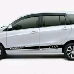 Cutting Sticker Grand New Avanza E Std Harga Terlaris Stiker Mobil Toyota Vel Rp 100 000