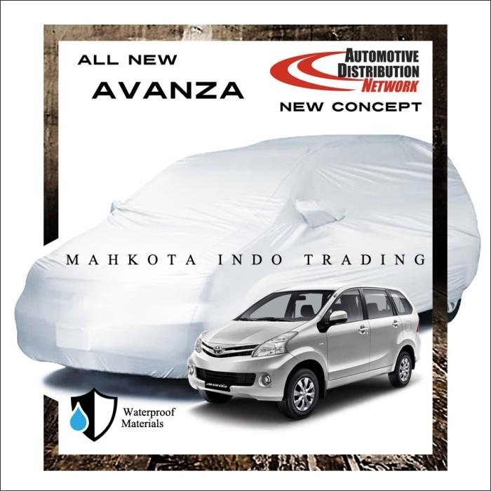 cover mobil grand new avanza headlamp jual custom body all sarung