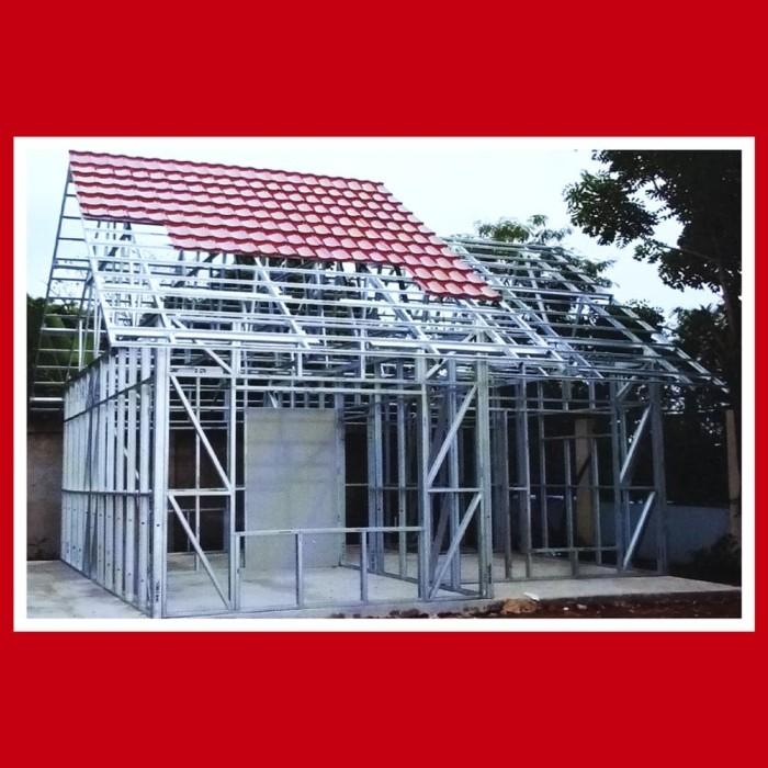 harga ongkos pasang atap baja ringan jual jasa pemasangan rangka murah di kota