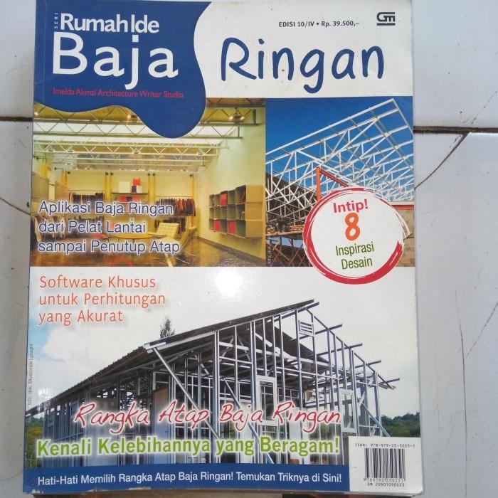 toko baja ringan kudus jual majalah seri rumah ide kab e book