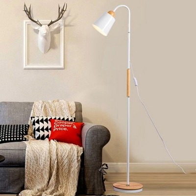 Jual Gy190 Simple Modern Floor Lamp For Bedroom Study Room Great Mall Id Tokopedia