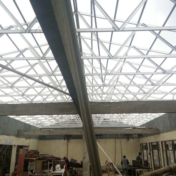 toko baja ringan bandar lampung kota jual kontruksi ranka atap plapon vpc dan gibsum