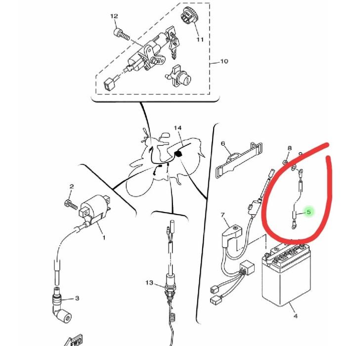 Jupier Z1 Wiring Diagram